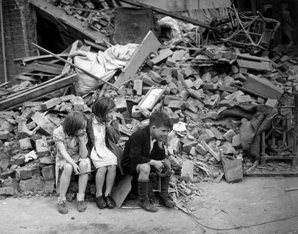 WWII_London_Blitz_East_London